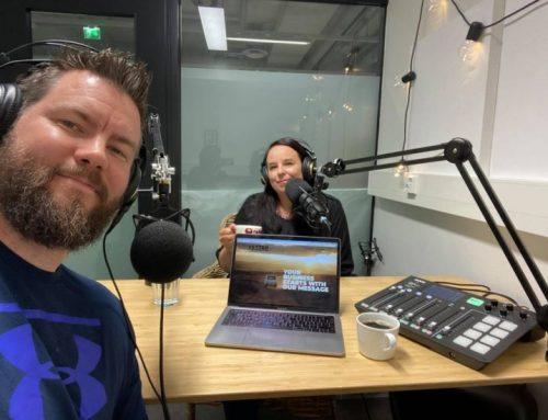 Väkevä Elämä -podcastin vieraana Jutta Vetter